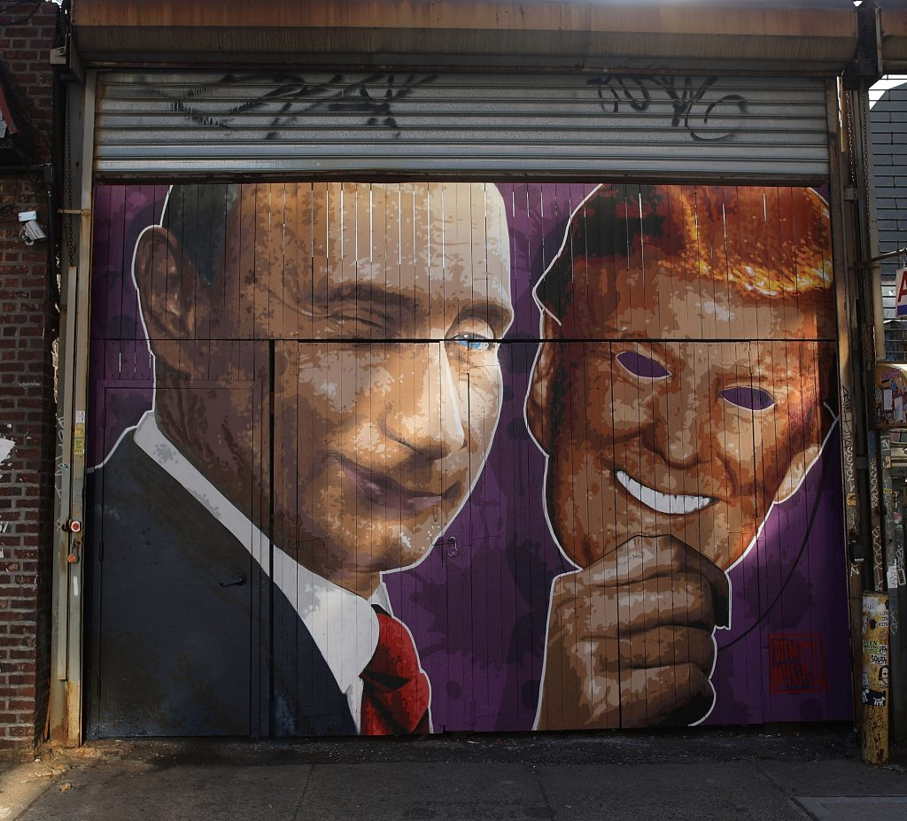 Putin's Payout: 12 Ways Trump has Supported Putin's Foreign Policy Agenda - The Moscow Project